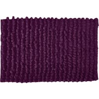 Bobble Bath Mat Grape