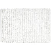 Bobble Bath Mat White