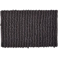Bobble Bath Mat Charcoal