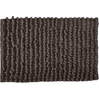 Bobble Bath Mat Chestnut