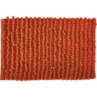 Bobble Bath Mat Orange