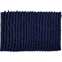Bobble Bath Mat Navy