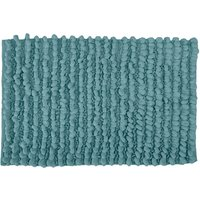 Bobble Bath Mat Kingfisher Blue