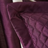 Verity Plum Pillow Sham Plum (Purple)