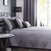 Owen Black Bedspread Black