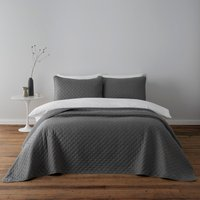 Jasper Grey Pillow Sham Grey