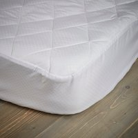 Fogarty Soft Touch 3/4 Mattress Protector White
