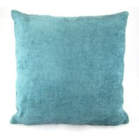 Large Orlando Cushion Cover Teal (Green)