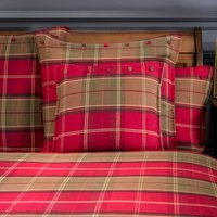 Dorma Lomond Cushion Red