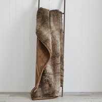 Large Verbier Natural Throw Natural
