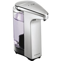 simplehuman Sensor Soap Pump Steel
