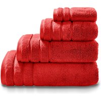 Dark Red Ultimate Towel Dark Red