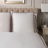 Dorma Maddison Natural Continental Pillowcase Natural
