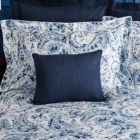 Dorma Vermont Navy Rectangular Cushion Navy