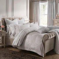 Dorma Palais Grey Continental Pillowcase Grey