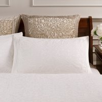 Dorma Charlbury Cream Oxford Pillowcase Cream