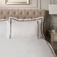 Dorma Maddison Natural Cuffed Pillowcase Natural