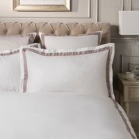 Dorma Maddison Natural Oxford Pillowcase Natural