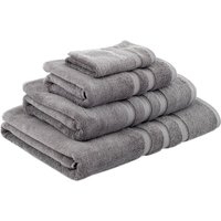 Grey Pima Towel Grey
