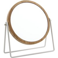 Elements Small Mirror Bamboo