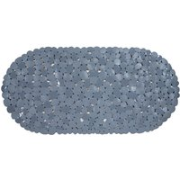 Pebble Grey Bath Mat Grey