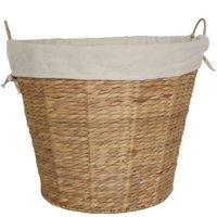 Hyacinth Large Basket Natural