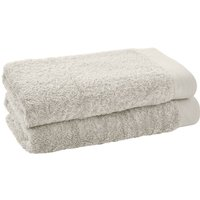 Casual Cotton Natural Towel Natural