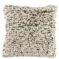 Ava Pebble Cushion Grey