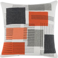 Elements Orange Jackson Cushion Orange