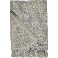 Dorma Regency Throw Grey