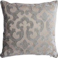 Dorma Large Isabella Mink Cushion Natural