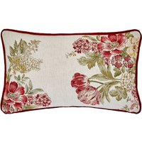 Dorma Brympton Red Cushion Red