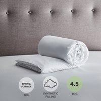 Fogarty Soft Touch 4.5 Tog Duvet White