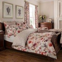 Dorma Sophia 100% Cotton Duvet Cover Multi Coloured