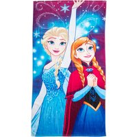 Disney Frozen Winter Towel Pink / Blue