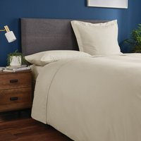 Fogarty Soft Touch Natural Flat Sheet Natural
