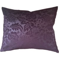 Dorma Burford Plum Cushion Plum (Purple)