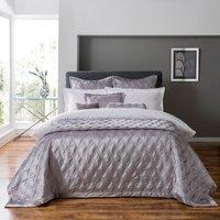 5A Fifth Avenue Chrysler Grey Bedspread Grey