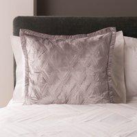 5A Fifth Avenue Chrysler Grey Continental Pillowcase Grey