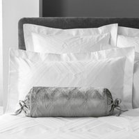 5A Fifth Avenue Chrysler Grey Bolster Cushion Grey