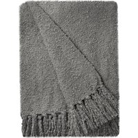 Bexley Charcoal Throw Charcoal