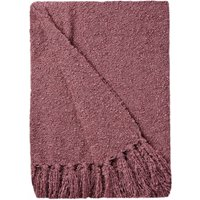 Bexley Berry Throw Berry Red