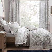 Dorma Winchester Grey Bedspread Grey