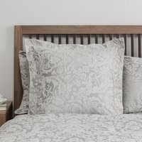 Dorma Winchester Grey Continental Pillowcase Grey