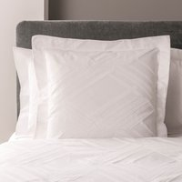 5A Fifth Avenue Chrysler Continental Pillowcase White