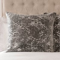 5A Fifth Avenue Broadway Continental Pillowcase Grey