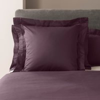 5A Fifth Avenue Portland Plum Continental Pillowcase Plum