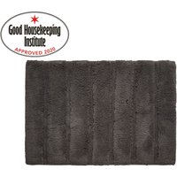 Ultimate Dark Grey Bath Mat Dark Grey
