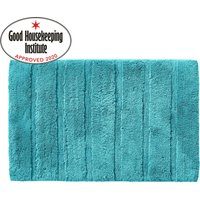 Ultimate Bright Turquoise Bath Mat Turquoise