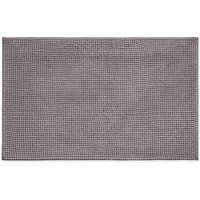 Elements Mini Bobble Grey Bath Mat Grey